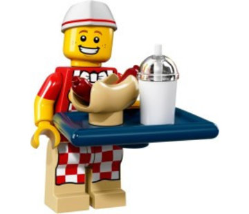 LEGO 71018-06 Hot Dog Man
