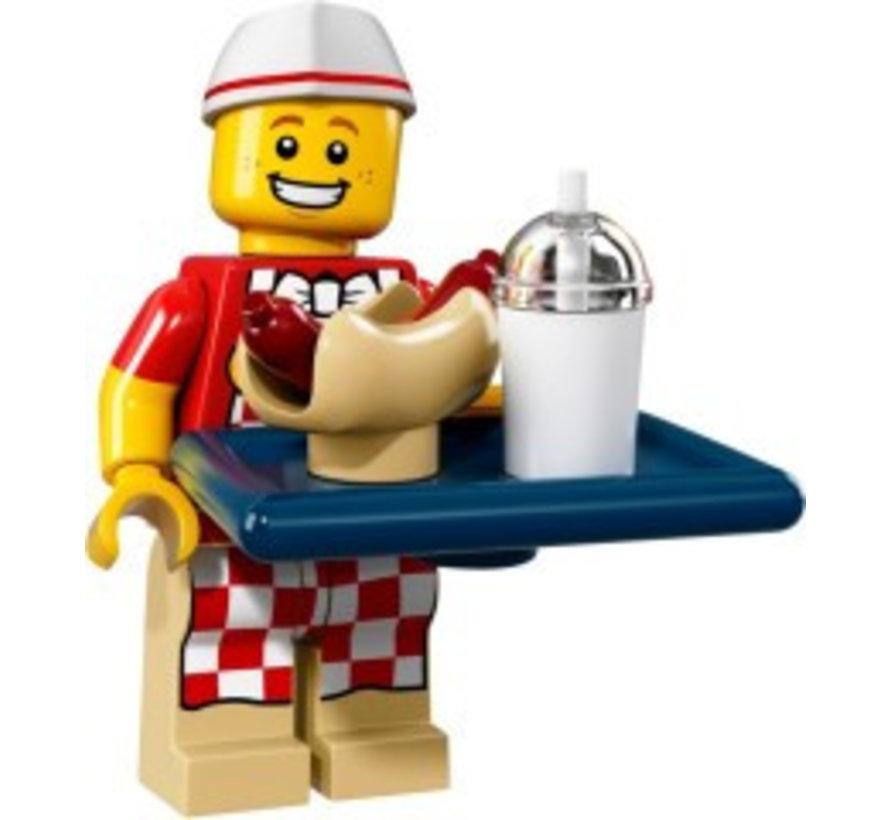 71018-06 Hot Dog Man