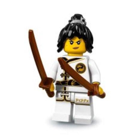 LEGO 71019-02 Spinjitzu Training Nya