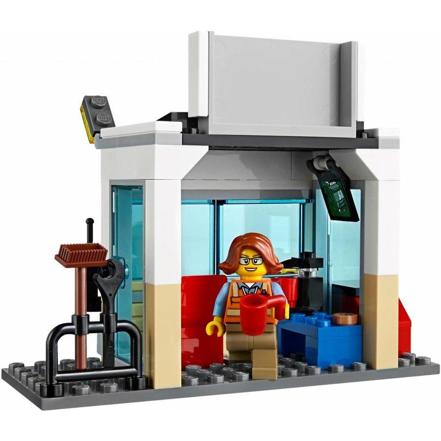 60169 City Vrachtterminal