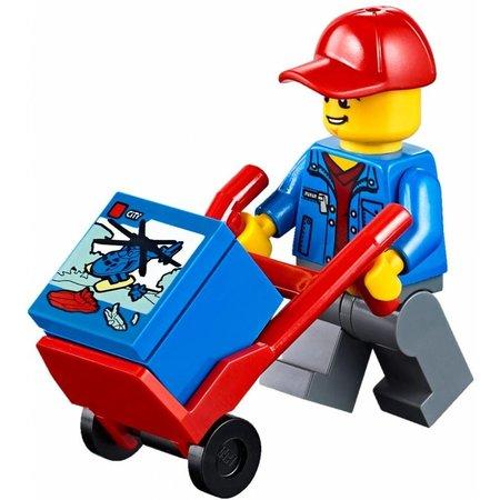 LEGO 60169 City Vrachtterminal