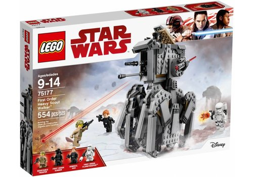 75177 Star wars First Order Heavy Scout Walker