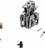 LEGO 75177 Star wars First Order Heavy Scout Walker