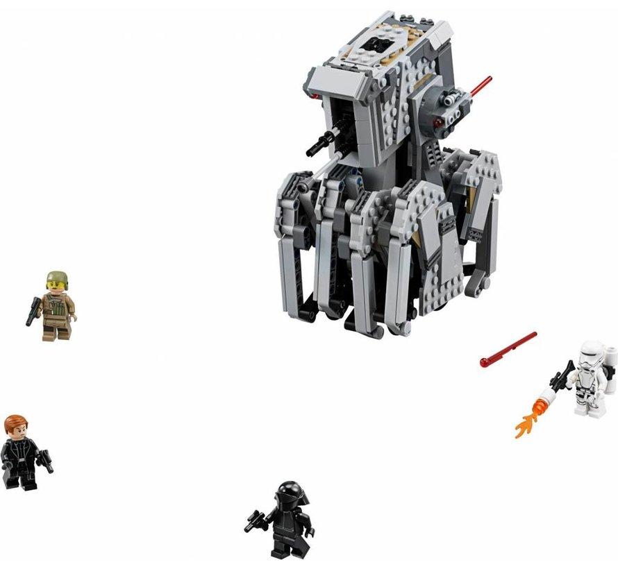 75177 Star wars First Order Heavy Scout Walker