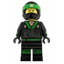 Ninjago Movie wekker Lloyd