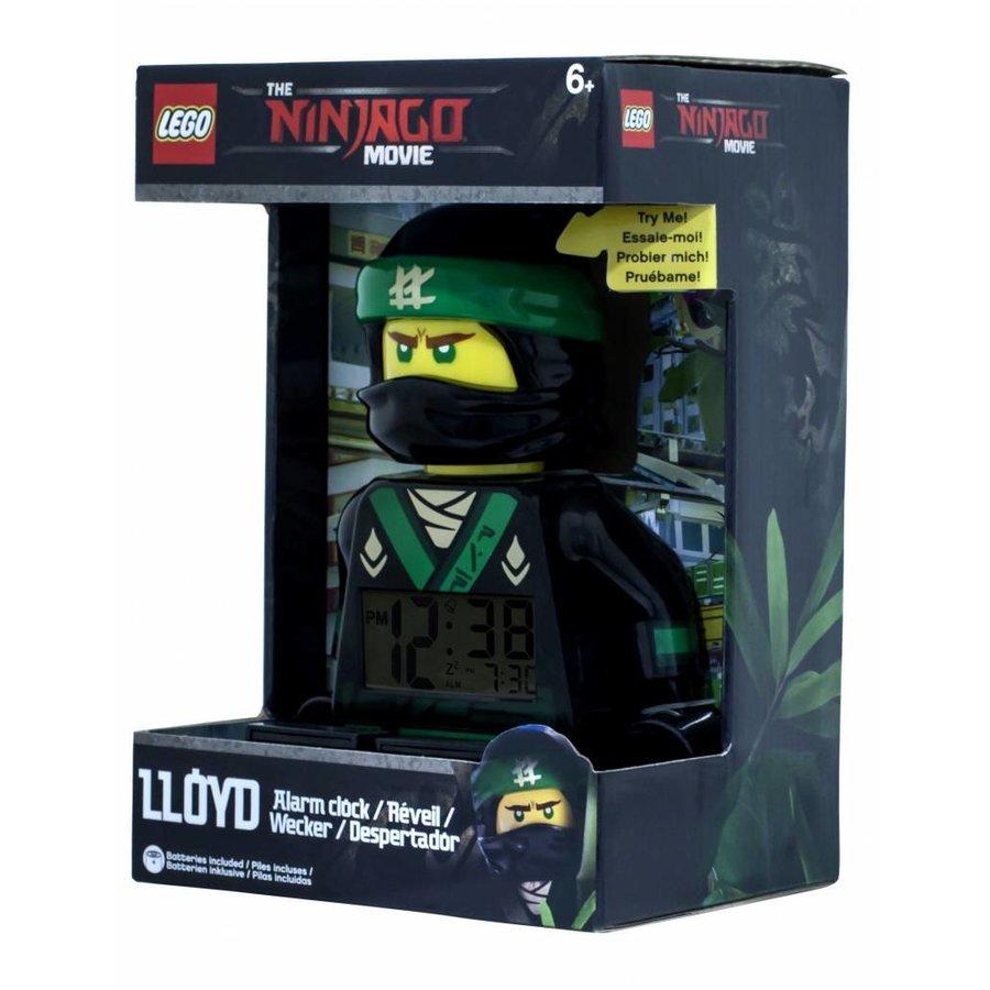 Ninjago Movie wekker Lloyd