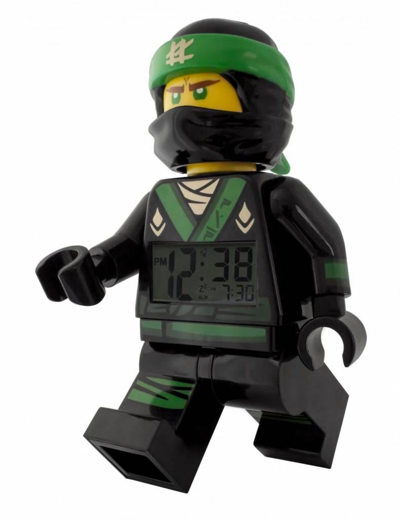Lego ninjago movie wekker lloyd click brick - Ninjago lloyd ...
