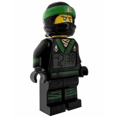 LEGO Ninjago Movie wekker Lloyd