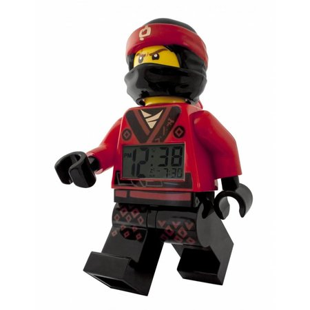 LEGO Ninjago Movie wekker Kai