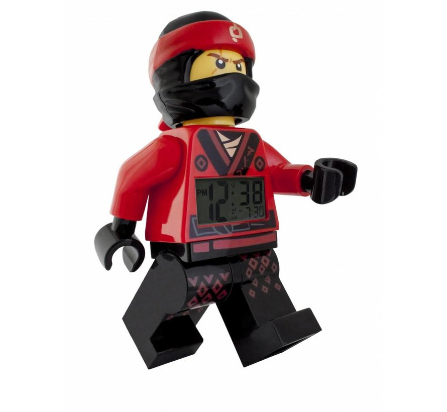 Ninjago Movie wekker Kai