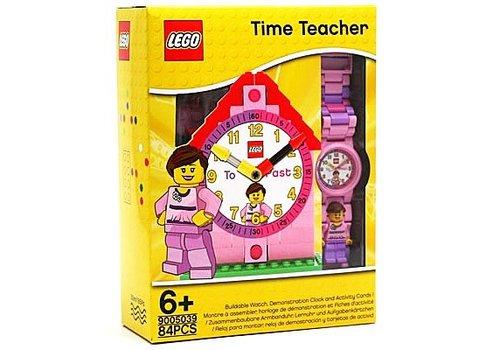 Wekker kleur roze Time Teacher
