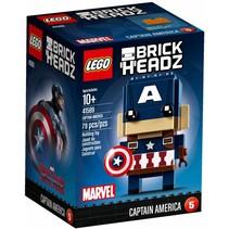 41589 BrickHeadz Captain America