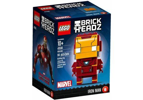 41590 BrickHeadz Iron Man