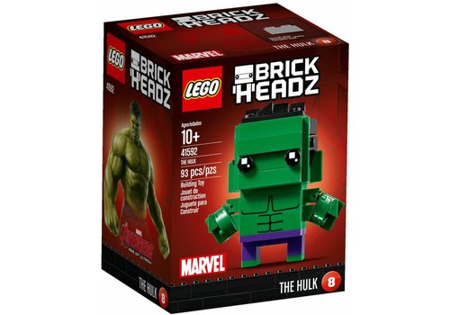 41592 BrickHeadz The Hulk