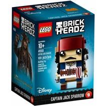 41593 BrickHeadz Captain Jack Sparrow