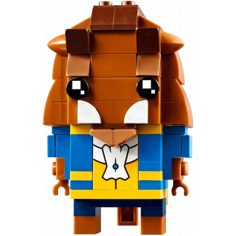 41596 BrickHeadz Beast