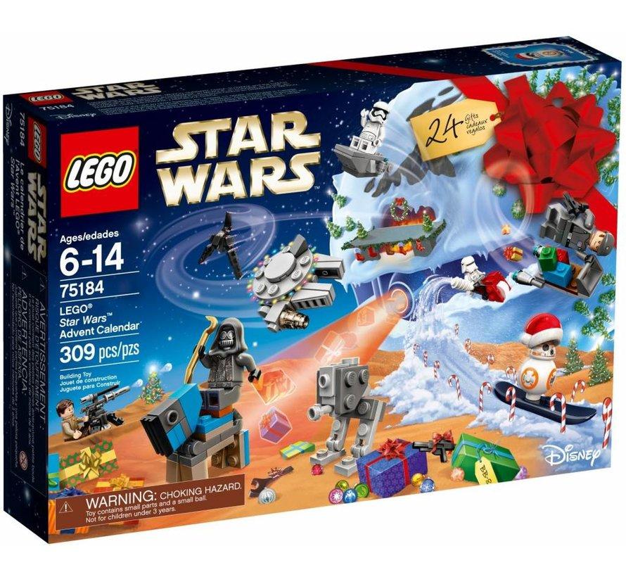 75184 Star War Adventkalender 2017