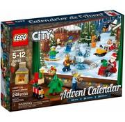 LEGO 60155 Lego City Adventkalender 2017