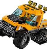 LEGO  City 60159 Jungle missie met halfrupsvoertuig