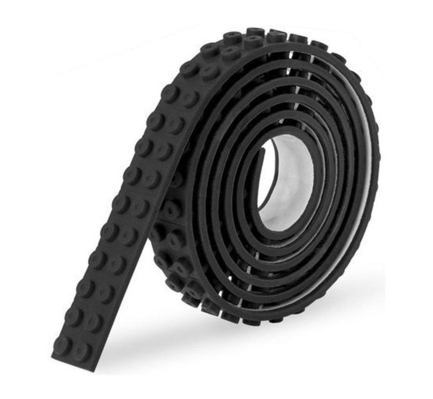 Stick&Brick LEGO Tape Zwart