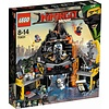 LEGO 70631Ninjago Movie Garmadon's vulkaanbasis