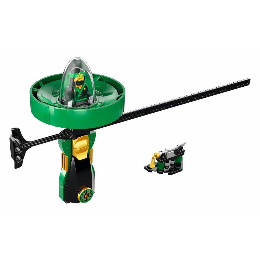 70628 Ninjago Movie Lloyd - Spinjitzumeester