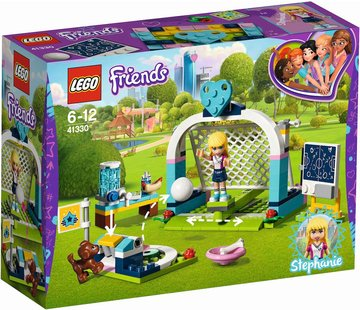 LEGO 41330 Friends Stephanie`s voetbaltraining