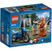 LEGO 60170 City Off-road achtervolging