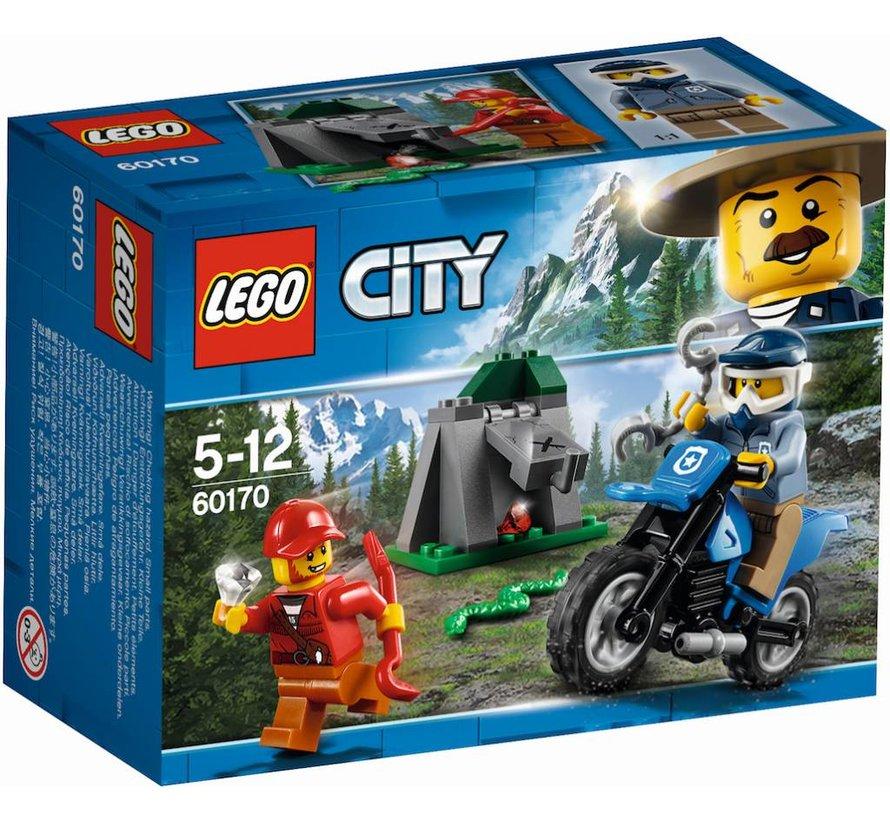 60170 City Off-road achtervolging