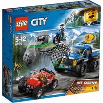 60172 City Modderweg achtervolging