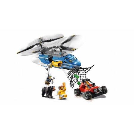 LEGO 60173 City Bergarrestatie