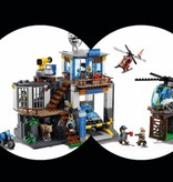 LEGO 60174 City Politiekantoor op de berg