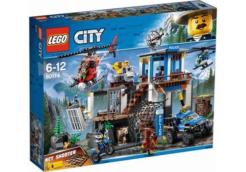 60174 City Politiekantoor op de berg