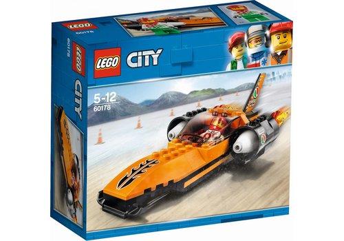 60178 City Snelheidsrecord auto