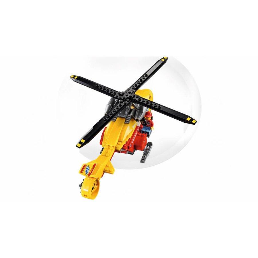 60179 City Ambulance helikopter