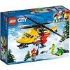 LEGO 60179 City Ambulance helikopter