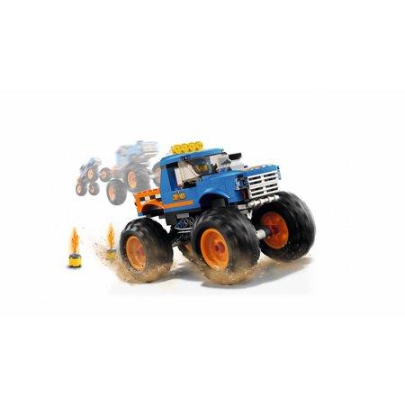 LEGO 60180 City Monstertruck
