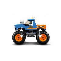 60180 City Monstertruck