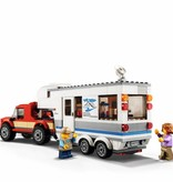 LEGO 60182 City Pick-up truck en caravan