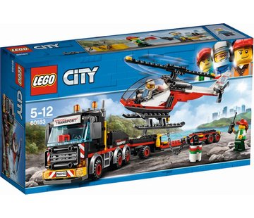 LEGO 60183 City Zwaar Transport