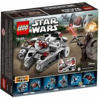 75193 Star Wars Millennium Falcon Microfighter