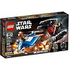 75196 Star Wars A-Wing vs. TIE Silencer Microfighter