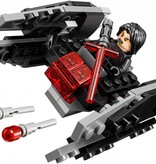 LEGO 75196 Star Wars A-Wing vs. TIE Silencer Microfighter