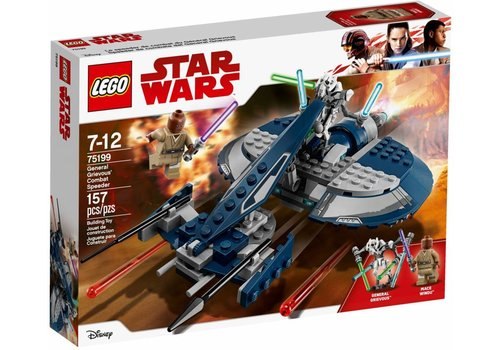 75199 Star Wars General Grievous Combat Speeder