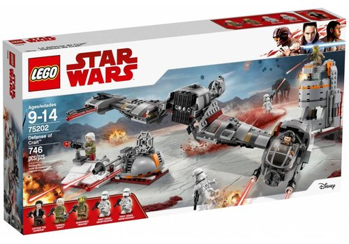 75202 Star Wars Defense of Crait