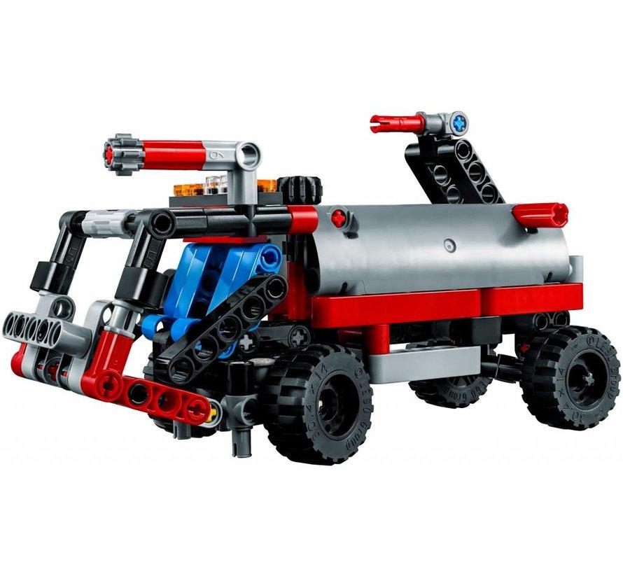 42084 Technic Haaklader