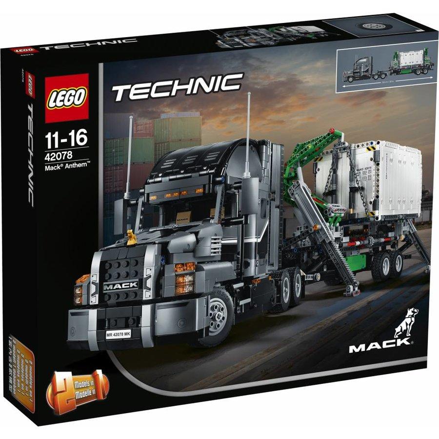 42078 Technic Mack Anthem
