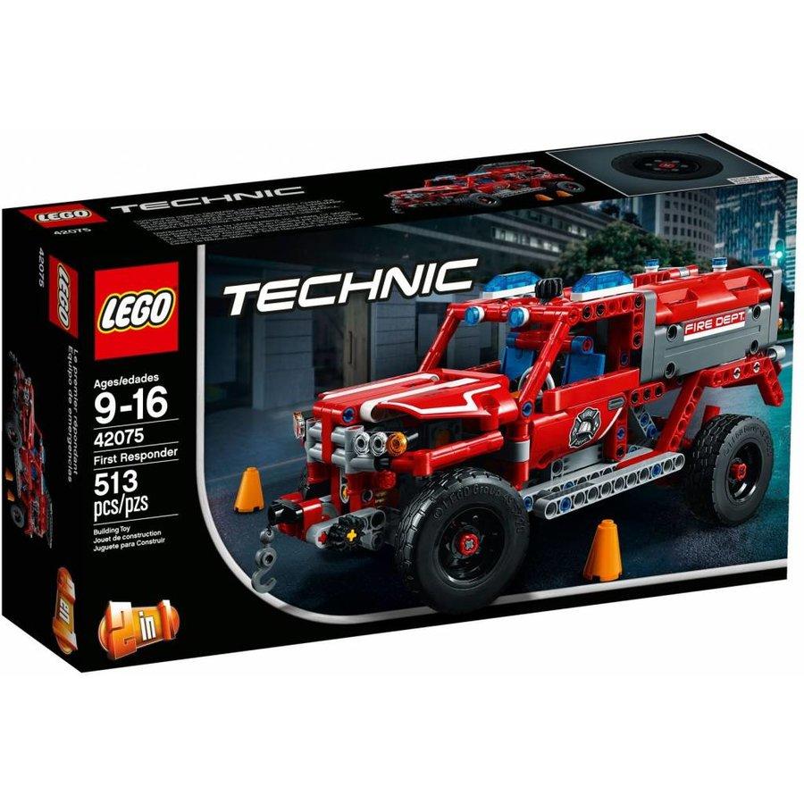 42075 Technic First Responder