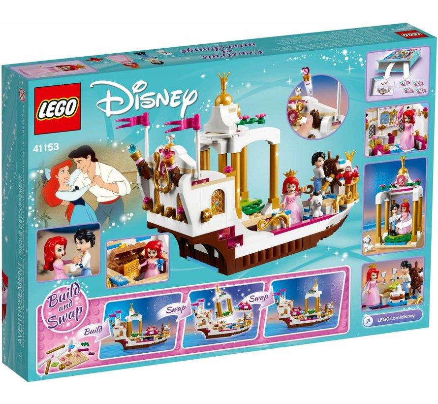 41153 Disney Princess Ariel`s koninklijke feestboot