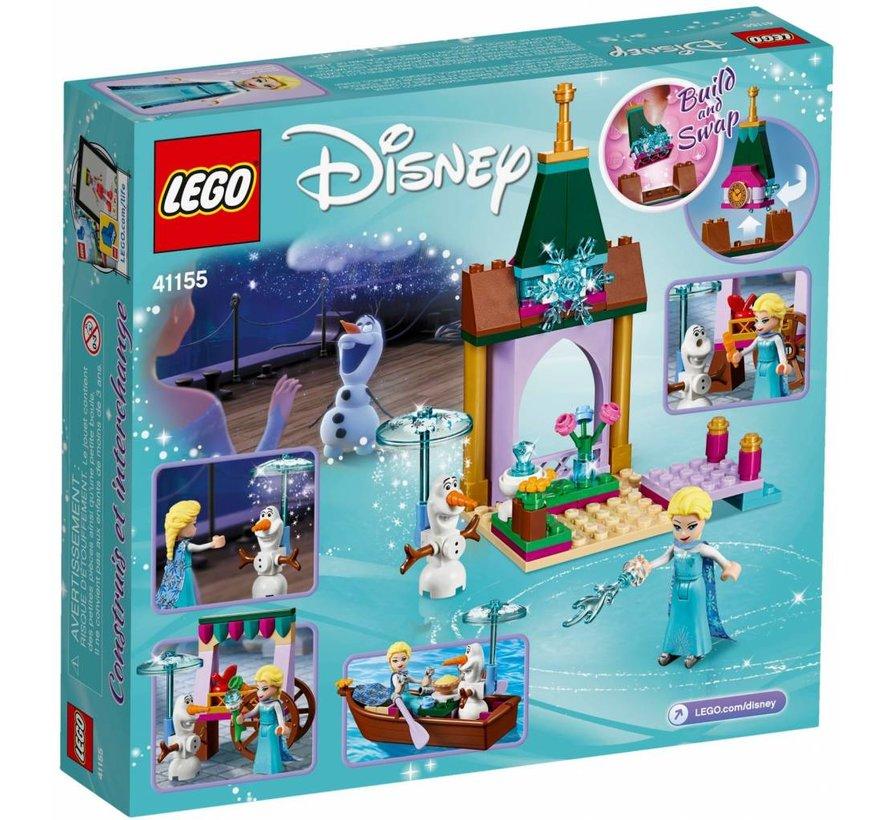 41155 Disney Princess Elsa`s marktavontuur